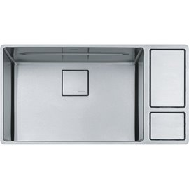 Franke CUX110-31 CHEF CENTER UNDERMOUNT SINK SINGLE SS -STAINLESS STEEL