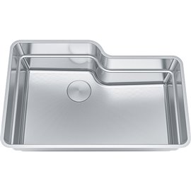 Franke OR2X110 ORCA- UNDERMOUNT SINK SINGLE SS -STAINLESS STEEL