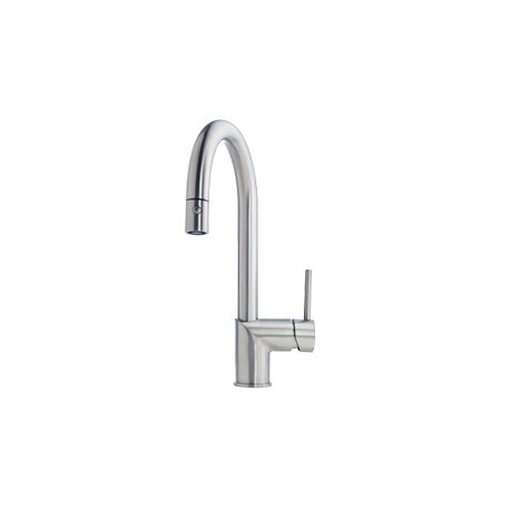 Buy Kindred Kfpd1150 Gooseneck Pull Down Spray Faucet Dual