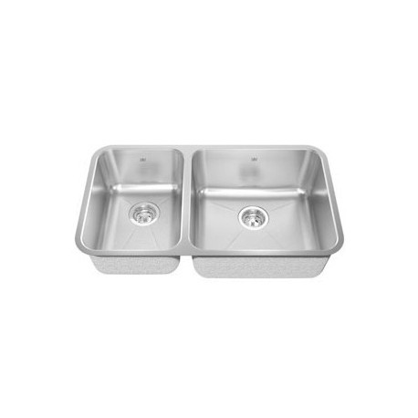 Buy Kindred Ksc1lua Two Bowl Combination Sink Small Bowl