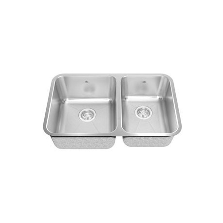 Buy Kindred Ksc2rua Two Bowl Combination Sink Small Bowl