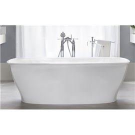 "Victoria + Albert PEM-N Pembroke 70"" Freestanding Bathtub"