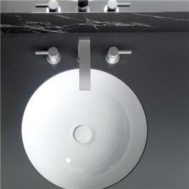 Victoria + Albert UB-KAA-48 Kaali 48 Undermount Round Lavatory Sink