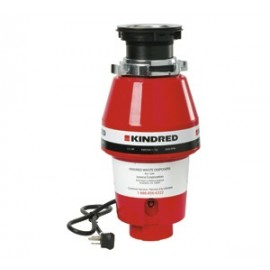 Kindred KWD50C1EZ 12 H.P. continuous feed EZ mount installation