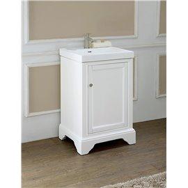 """Fairmont Designs Framingham 21x18"""" Vanity - Polar White"""