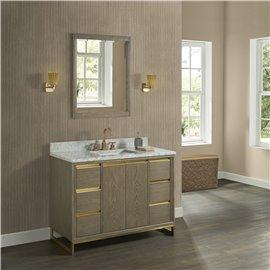 "Fairmont Designs Ambassador 48"" Vanity - Antique Grey"