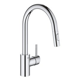 Grohe 3134910E Concetto Ohm Sink Eco Pull-Out Spray, Us