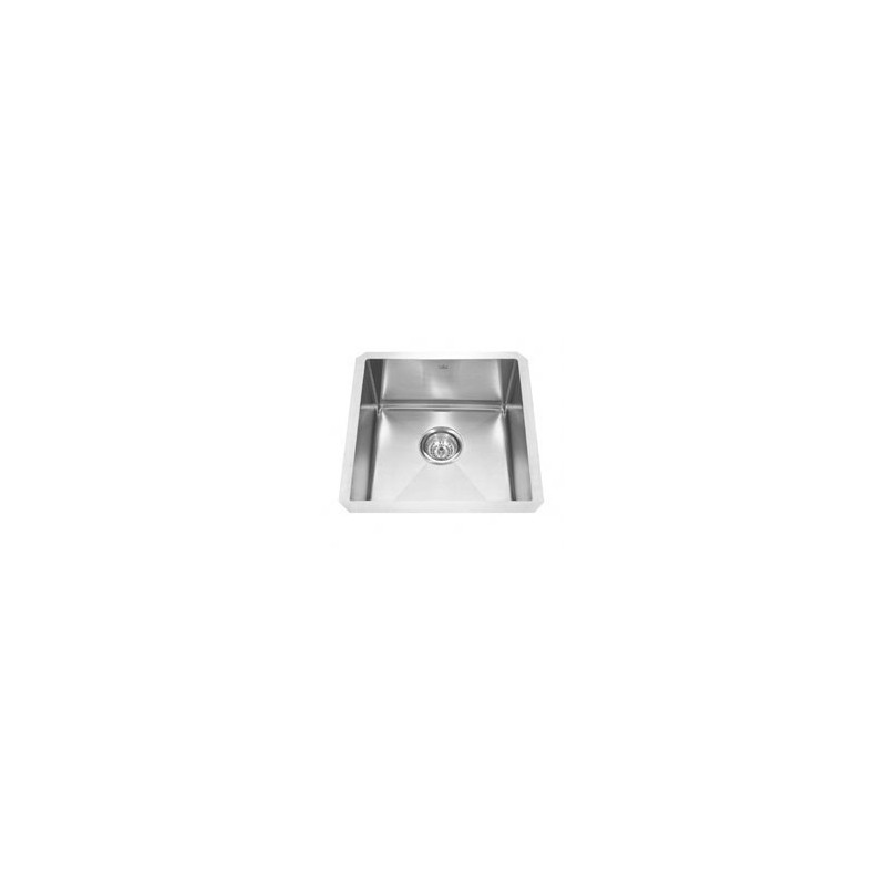 Buy Kindred Kcus21a 18 Gauge Fabricated Undermount Single