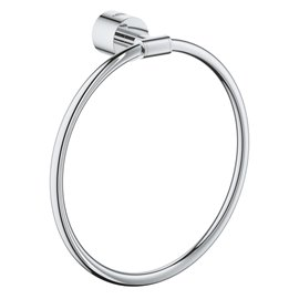 Grohe 40307 Atrio New Towel Ring - Chrome