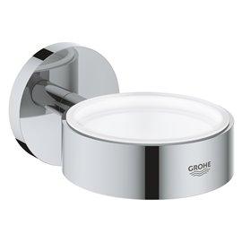 Grohe 40369 Essentials Holder F.Glass/Dish/Dispenser