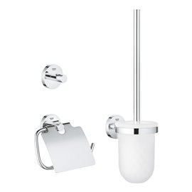 Grohe 40407 Essentials Accessories Set City 3-In-1