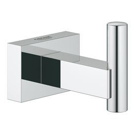 Grohe 40511 Essentials Cube Robe Hook