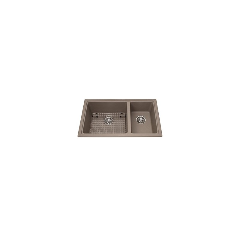 Buy Kindred Kgdcr1u Granite Undermount Combination Bowl