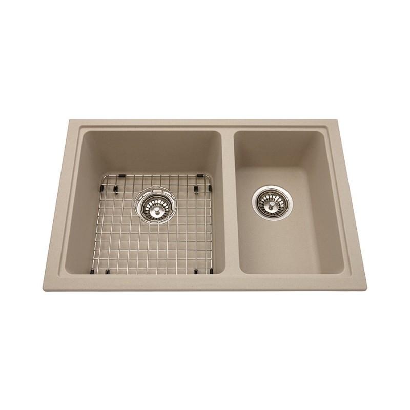 Buy Kindred Kgdcr1u Granite Undermount Combination Bowl