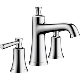 HANSGROHE JOLEENA TWO HANDLE WIDESPREAD 100 LAVATORY FAUCET