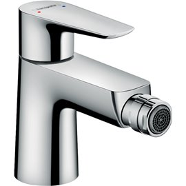 HANSGROHE TALIS E BIDET WITH POP-UP WASTE SET